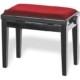 Klavierbank Belcanto S1 schwarz poliert